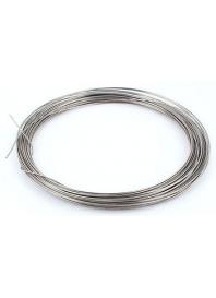 Проволока титан 0.4 мм, 2 метра