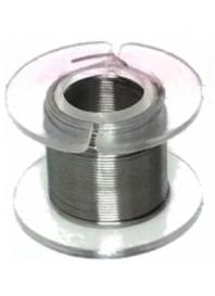 Проволока никель катушка 0,4 мм, 10 метров