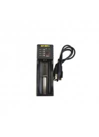 Зарядное устройство Basen BO1 (1 слот/3 режима заряда) 2А